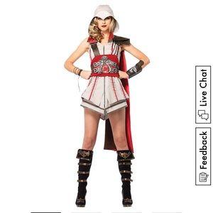 Ezio Women's Costume